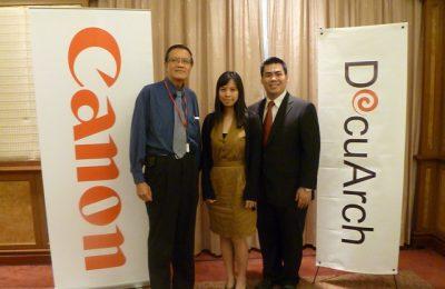 Docu Arch Document Management Convention