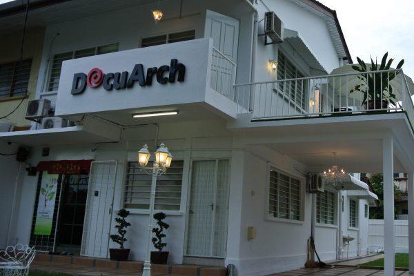 Docu Arch Penang Office